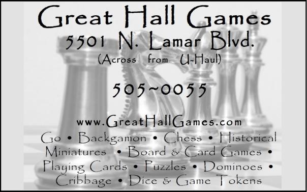 GreatHallGames