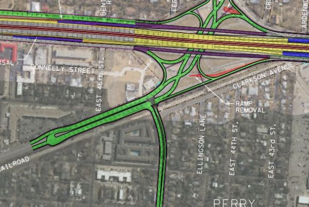 Airport and I35 Plans
